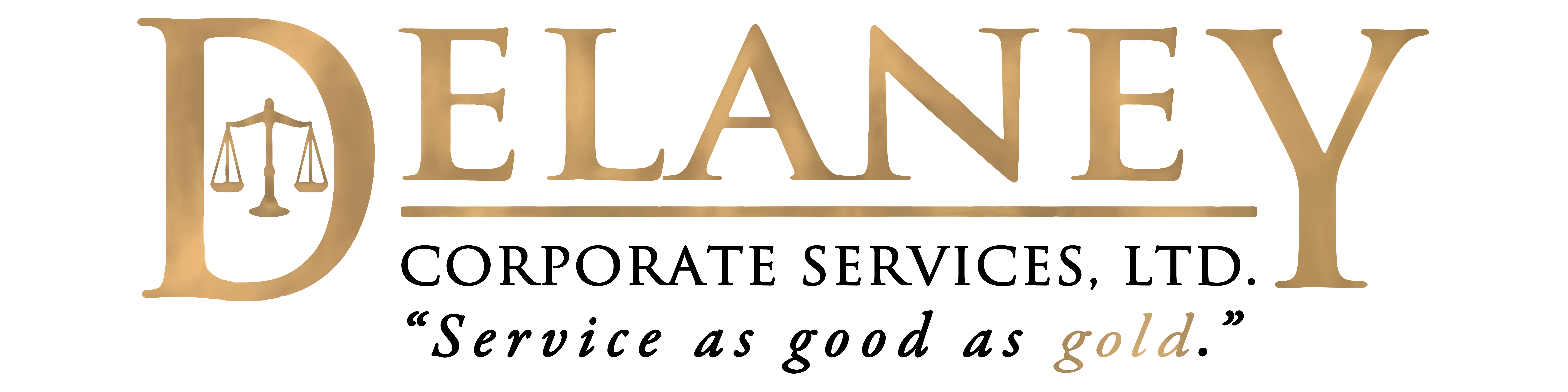 Delaney Corporate Services LTD. Logo